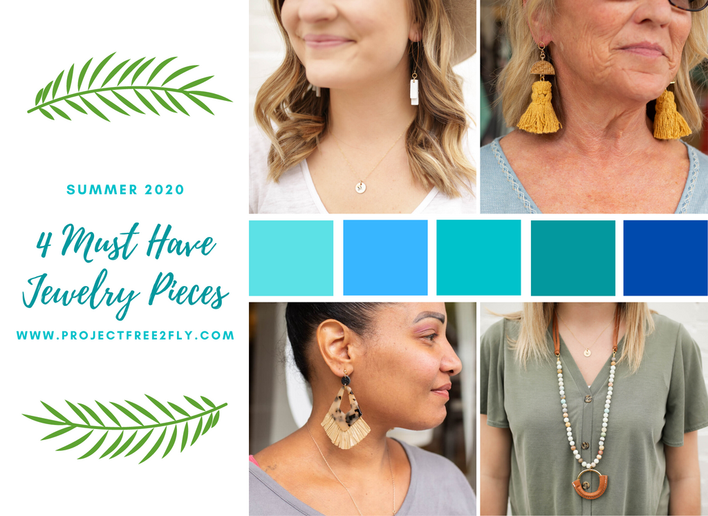 4 Must Have Jewelry Pieces For Summer