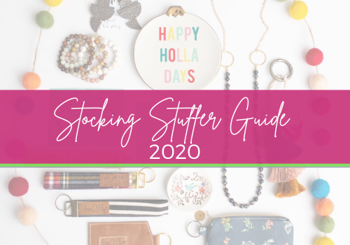 2020 Stocking Stuffer Ideas