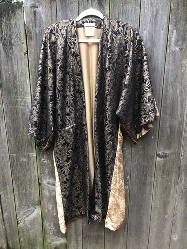 Private Collection Kimono - Velvet & Lace