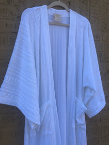 Private Collection Kimono - Retro White
