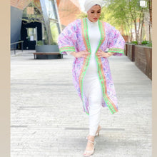 "The Eid Fiesta Collection - ""Viva Mexico"" - Pink & Green"