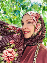 Jersey Hijab - Limited Edition: Slip On - In Bloom