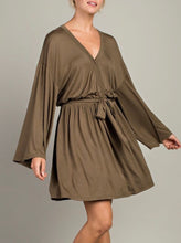 Jersey Flare Top - Black or Olive