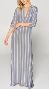 Sleek Tripoli Caftan