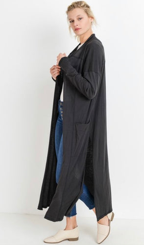 Maxi Athleisure Cardi - two colors!