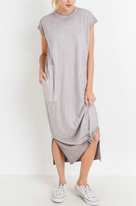 Midi Layering Sleeveless Dress