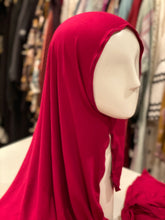 Jersey Hijab - Limited Edition: Slip On - Berry