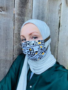 Hijabi Friendly Face Mask - Safari Friends