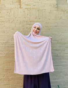 "Premium Jersey Hijab: ""Stairway to Heaven"" - 5 colors!"