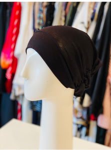 Hijab Underwear: Gathered Jersey Under-cap