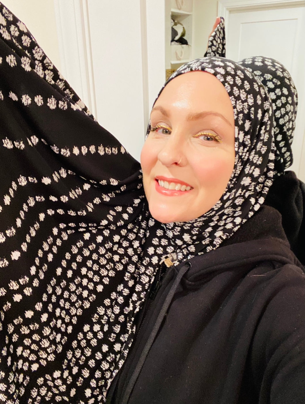 Active Lycra Jersey Hijab - Limited Edition: Slip On - Make Your Mark