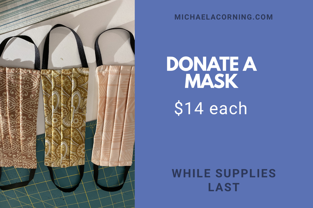 DONATE a Face Mask