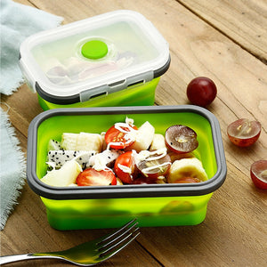 Folding Silicone Food Container