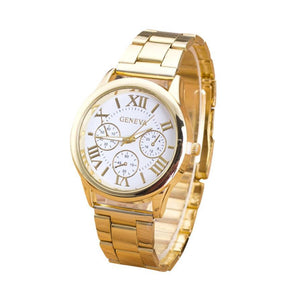 Luxury Gold Women's Watch