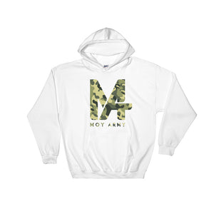 Moy Army Camo Hoodie