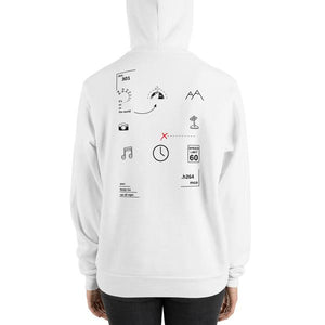 US vs THE WORLD Hoodie