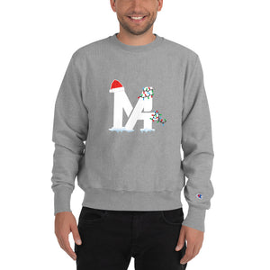 Mistletoe Champion Sweatshirt