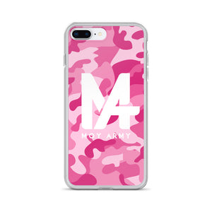 Moy Army iPhone Case