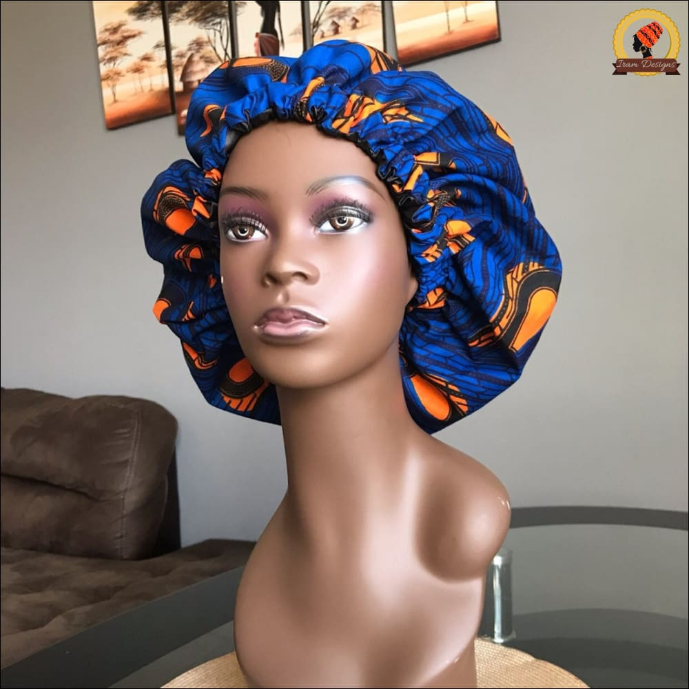 Bouquet Ankara Bonnet