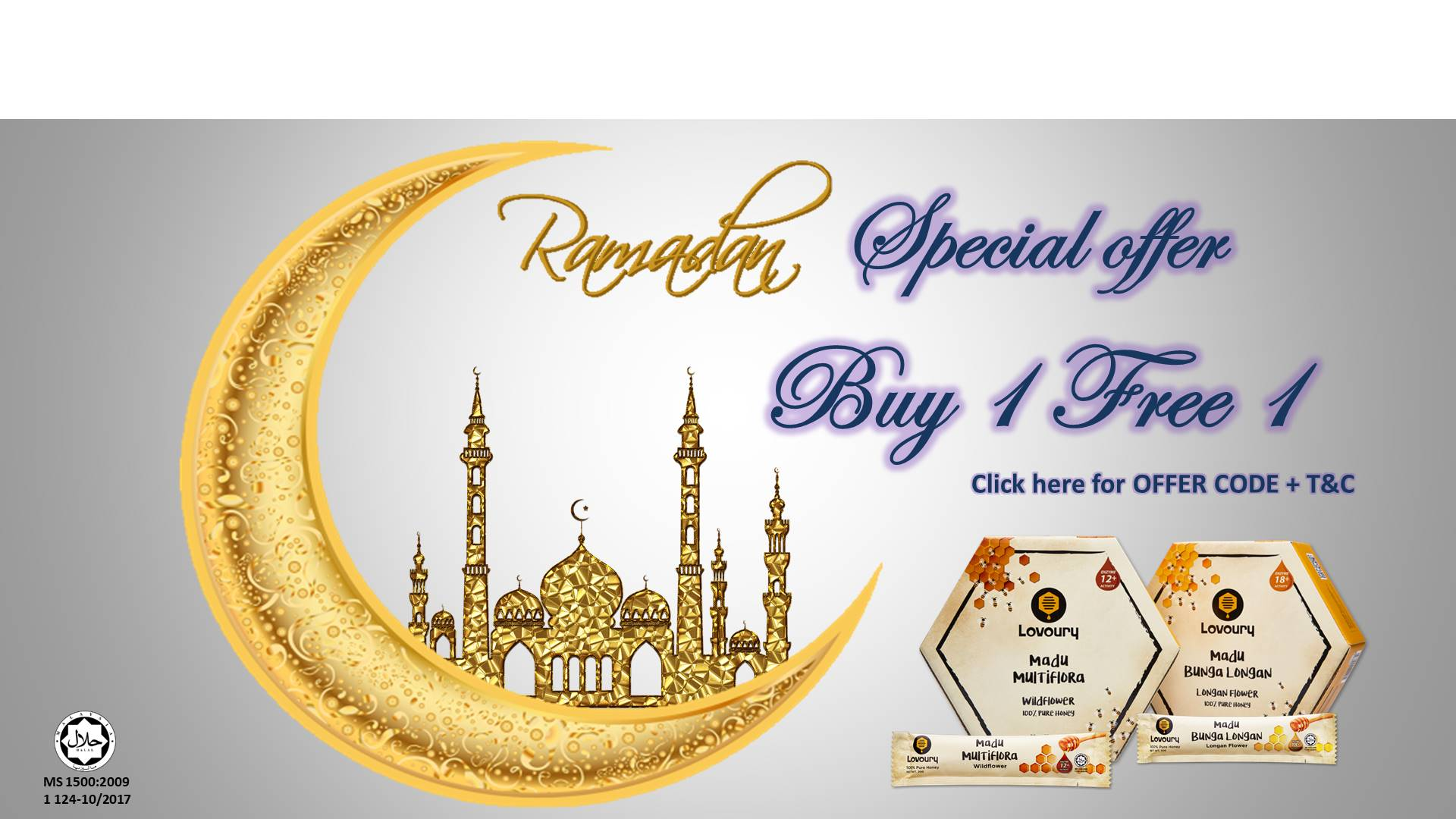 Lovoury Ramadan Special Offer Sales 2020