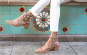 The Altair | Bohemian Western Bootie - FINAL SALE
