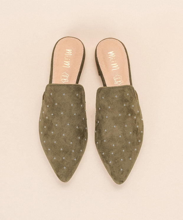 The Grace | Studded Mule