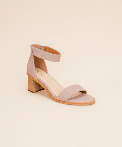 IIA Dusty Rose | One Band Low Heel