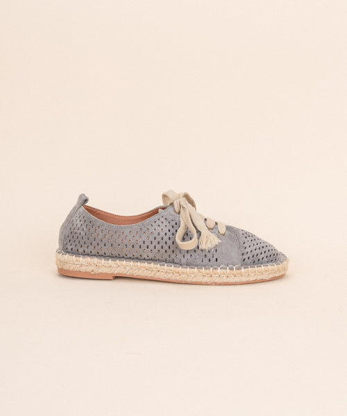 London blue Espadrille Sneaker