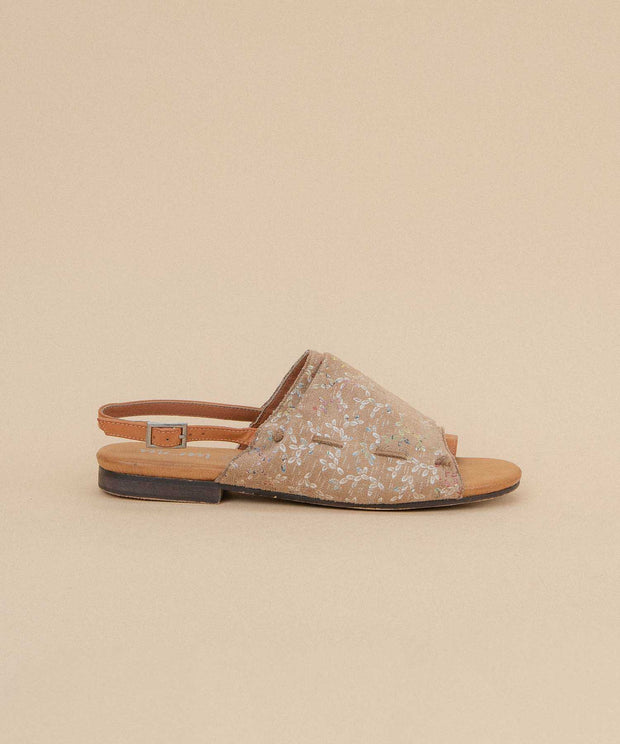 The Nikki | Khaki • Size 7 - FINAL SALE