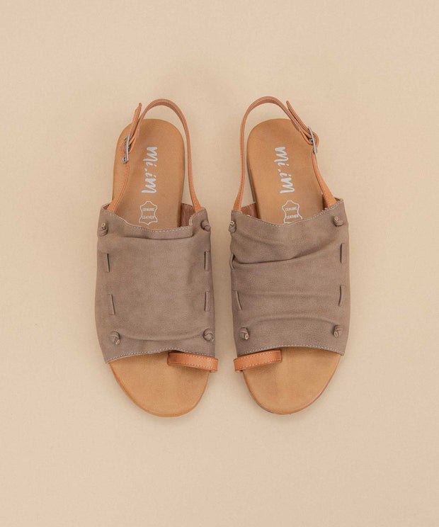 The Nikki | Taupe • Size 7 - FINAL SALE