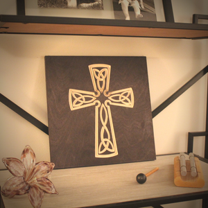 Celtic Cross | Irish Decor