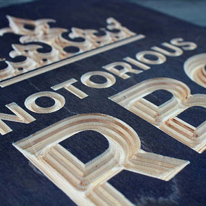 Notorious-RBG-Crown-Wood-Signs-closeup