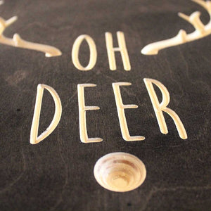 Oh_Deer_Wood_Sign_closeup
