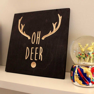 Oh_Deer_Wood_Sign_shelf