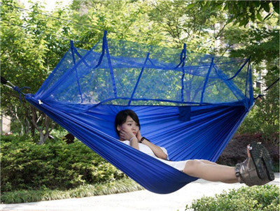 Medium image of     camping hammock with mosquito