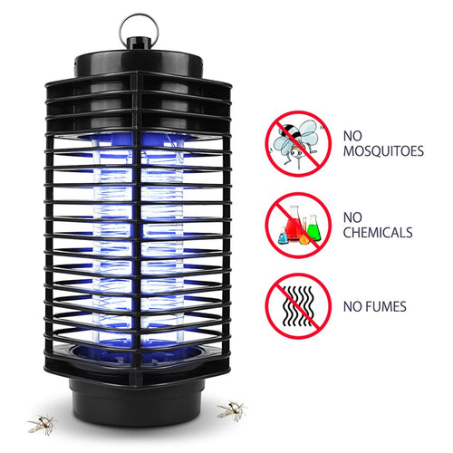LED Electric Mosquito Killing Camping Lamp