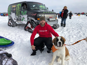 Lac du Bonnet Ice Fishing Derby
