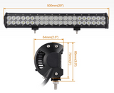 Snowdog LED Light Bar Upgrade Kit