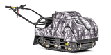 SnowDog Compact B10ZE with Seat and Sled - SnowDogs By Recreation Revolution