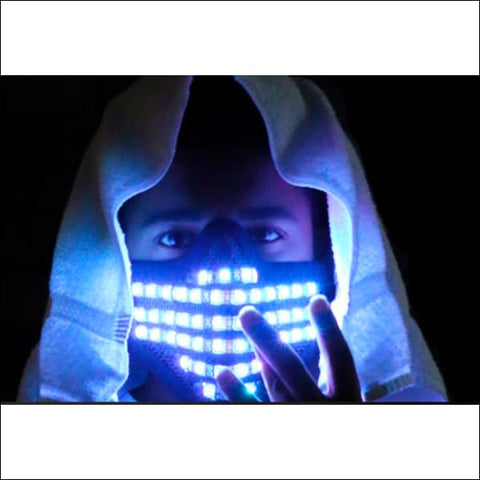 Bionic Designs LED Mask Multi Color - electronics