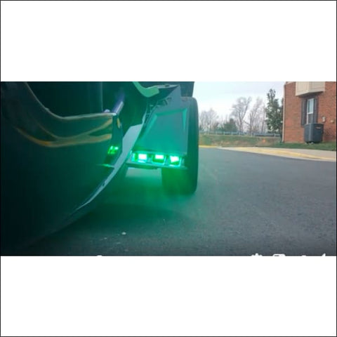 Joker Slingshot Lower Fender Side Panel LEDs - electronics