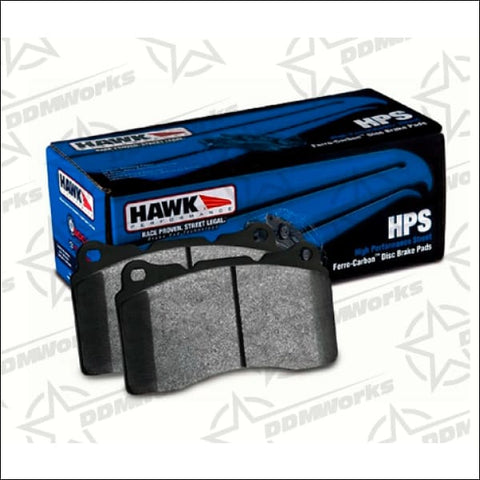 DDM Upgraded Hawk Brake Pads - brakes