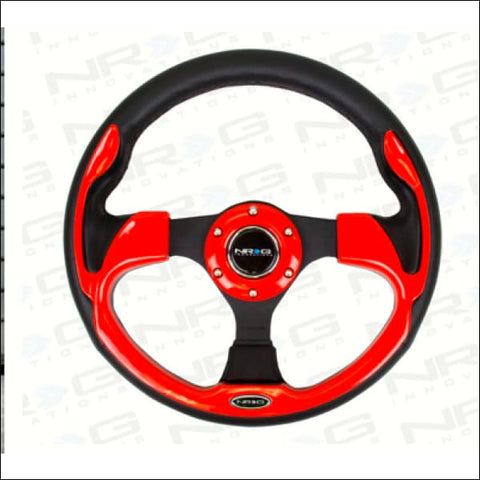 NRG Steering Wheel Piltota Series Polaris Slingshot - steering wheel