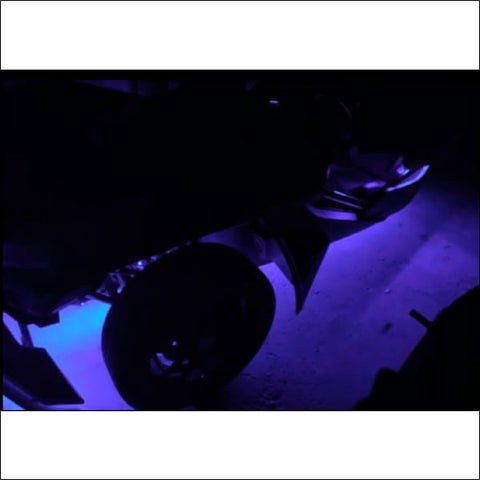 Lite Your Slingz Ultimate RGB Underbody Lite Kits 1 2 AND 3 - electronics