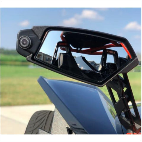 SlingCam - blinker activated side view cameras - electronics