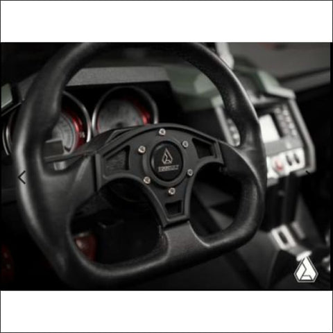 Assault Industries Ballistic D V2 Steering Wheel Universal (For Slingshot) - interior