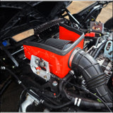 DDM Cold Air Intake for the 2020 + Polaris Slingshot - engine