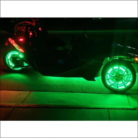 Joker Slingshot Wheel Lights for Polaris Slingshot - electronics