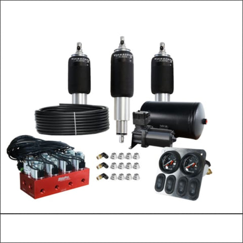 Air Suspension Kit From Rev Dynamics - suspension / brakes