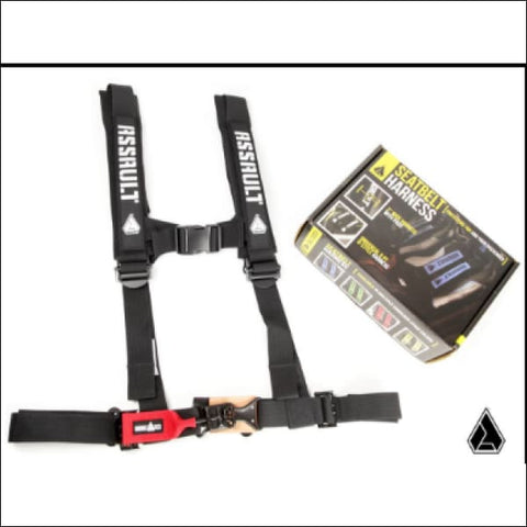 Assault Industries 2in H-Style 5 Point Racing Harness - interior